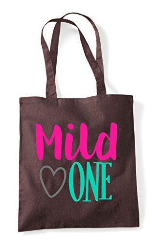 Bff Statement Tote Friends Bag Shopper Best Mild One Brown Matching Z5wT1q