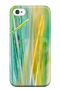 [TJJkhfg2180kddQN]premium Phone Case For Iphone 4/4s/ Grass Tpu Case Cover