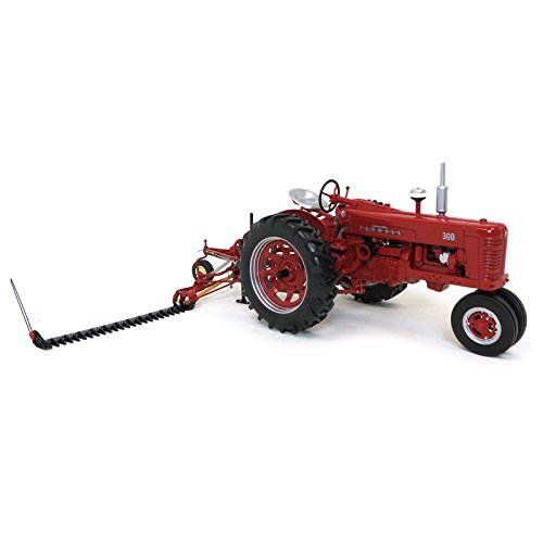 - Spec Cast 1/16 High Detail IH Farmall 300 with Sickle Mower