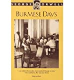 Image of Burmese DaysBURMESE DAYS by Orwell, George (Author) on Mar-20-1974 Paperback