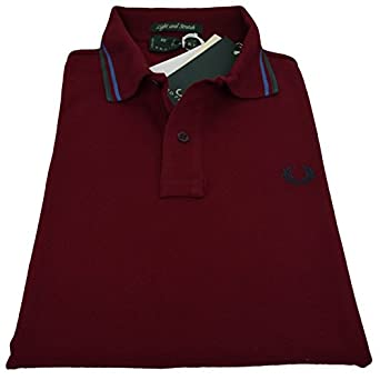 Polo T-Shirt camiseta para hombre Men Fred Perry Granada Made ...