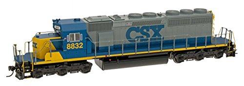 (Intermountain HO-Scale EMD SD40-2 (DCC) CSX Transportation (YN2/Bright Future))