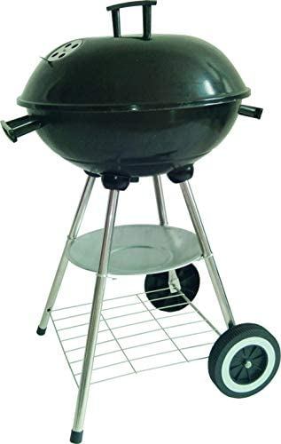 ACTIVA Grill Kettle Grill Atlanta Charcoal Grill Couvercle de Gril Rond