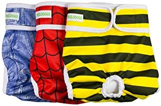 Philodogs Diapers Washable Reusable Absorbent