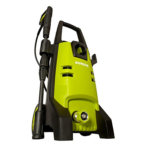 (Sun Joe SPX1500 Pressure Joe 1740 PSI 1.59 GPM 12 Amp Electric Pressure Washer)