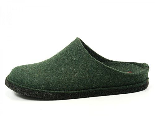 Grün Chaussons Mixte Haflinger Soft 311010 Adulte qRUa4p4wC