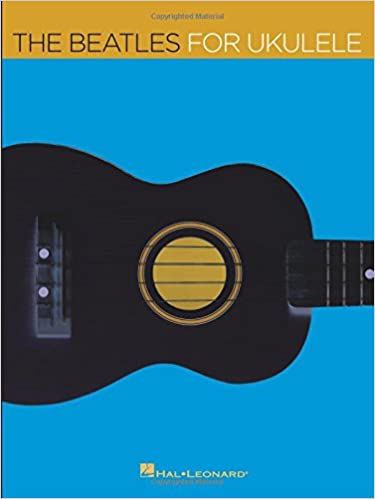 Amazon The Beatles For Ukulele 0884088159504 The Beatles Books