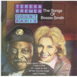 (Songs of Bessie Smith by Brewer, Teresa, Basie, Count (1991-04-09?)