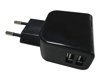 POLY POOL pp4828 Cargador 2 Puertos USB, Fuente de ...