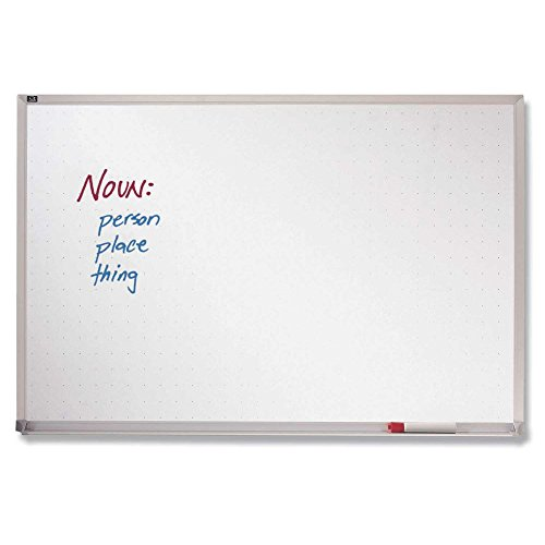 Quartet Total Erase Whiteboard, 4 x 6 Feet, Aluminum Frame (TEA406) by Quartet