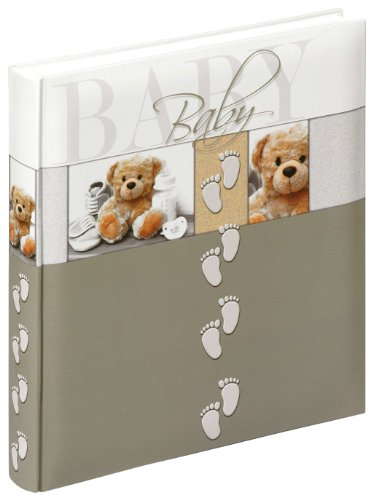 - Walther My Friend UK-175 Baby Album 28 x 30.5 cm, 50 White Pages