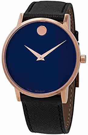 bc7714b5000 Shopping Seiko or Movado - Dial Color  Blue - 40mm to 44mm - Amazon ...
