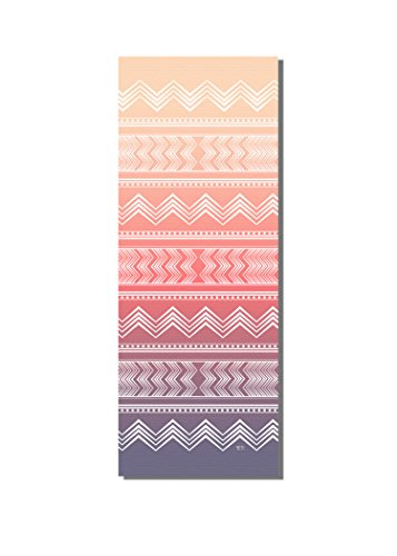 Non-Slip Non-Toxic Yoga Mat ¼ inch Thick Eco-Friendly Washable
