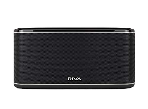 RIVA FESTIVAL Wi-Fi Multi-room Speaker works with Google Assistant Voice Control Renewed