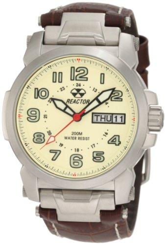 - REACTOR Men's 68306 Atom Analog Watch