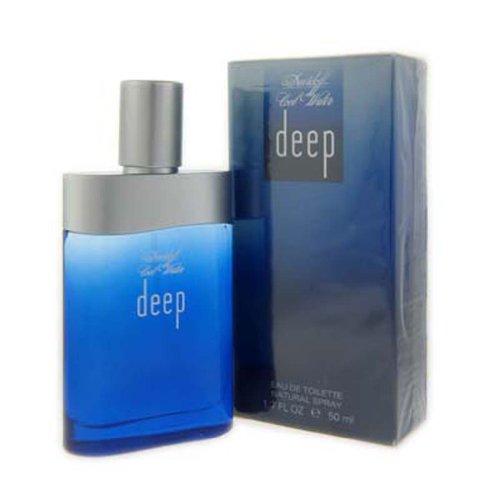 Cool Water Deep By Davidoff for Men, Eau De Toilette Spray, 1.7-Ounce