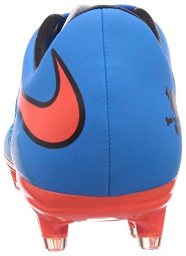 Crmsn FG Nike 484 Herren Fußballschuhe Hypervenom Ttl Blau bl Phelon Lgn blk Clrwtr EEqS48