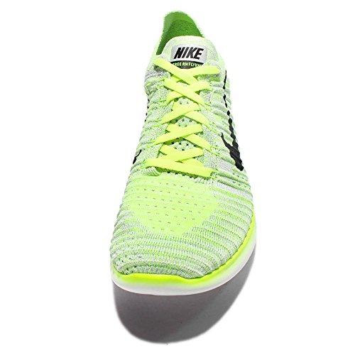 Platinum Volt Laufschuhe Flyknit Schwarz Rot Free Black Herren RN 006 Pure Nike qTS68wvx