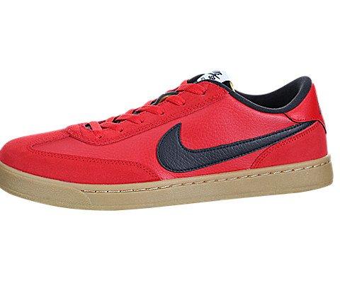Nike Men's SB FC Classic University Red/Black/White Skate Shoe 9.5 Men US