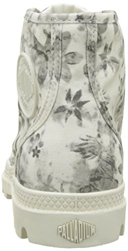 Palladium Alte Rosa Print da Marshmallow Ginnastica Scarpe Donna Floral 92352 vxS4rq7nAv