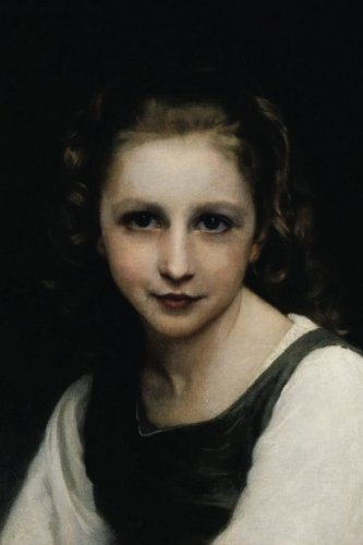 """Read Online """"Portrait of a Young Girl"""" by William-Adolphe Bouguereau: Journal (Blank / Lined (Art of Life Journals) PDF"""