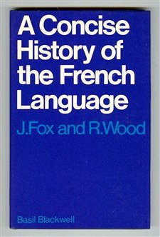Download Concise History of the French Language book pdf