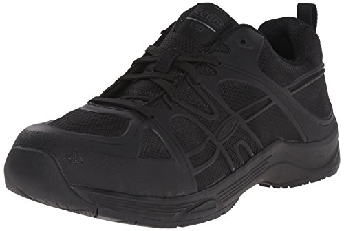 Keen Utility Mens Durham ESD Soft ToeWork Boot Black Qxmeur