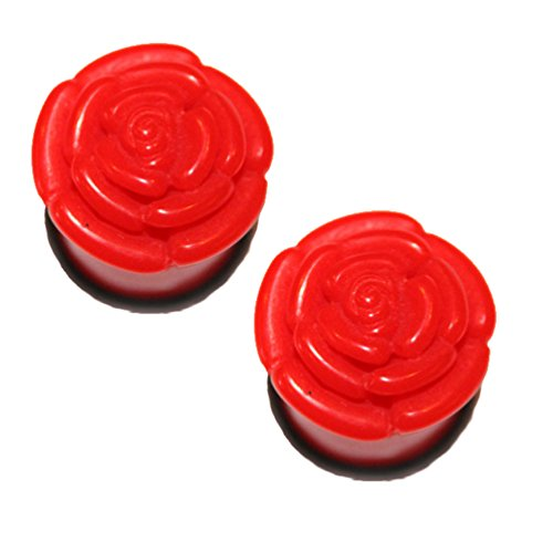 red 2g plugs - 6