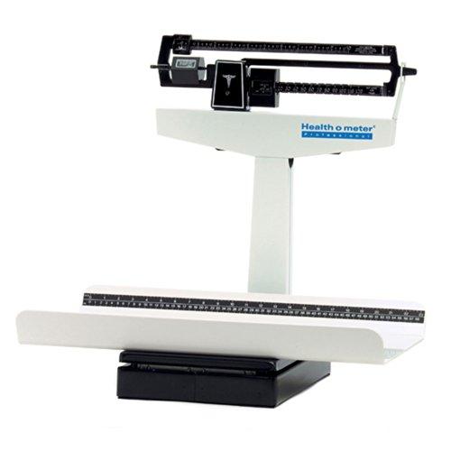 Health O Meter 1522KL Mechanical Scale, Pediatric, Capacity 130 lb, 14-1/2
