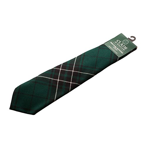 clans-of-scotland-mens-scottish-tartan-clan-tie-maclean-hunting-n-a