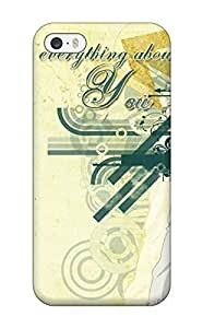 Tasha P Todd Case Cover For Iphone 5/5s - Retailer Packaging Bleach Protective Case