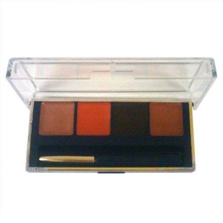 Estee Lauder LipBlush SPF 15 Quad Lipstick Palette, Barely There, Sheer Ruby, Sheer Blackberry, Sheer Bronze