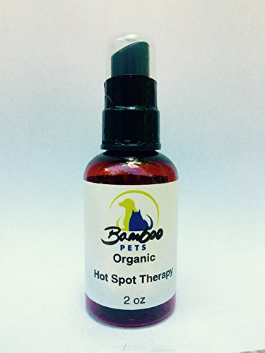 Bamboo Pets Skin Soother - Hot Spot Therapy