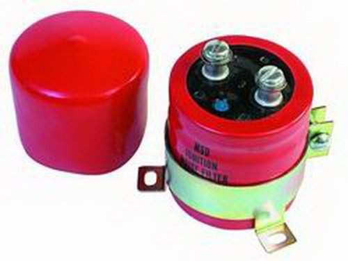 (MSD 8830 Red Noise Capacitor)