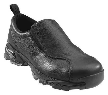 Work Shoes, Men, 12M, Slip On, Black, PR by Nautilus Safety Footwear (Image #1)