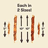 Pet 'n Shape Chicken Hide Twists - All Natural