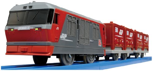 S-27 DF200 Red Bear (Plarail Model Train) by Takara Tomy