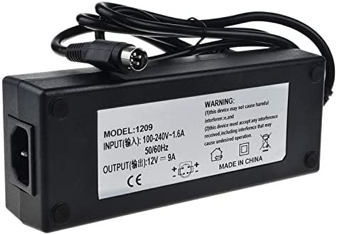 AC Adapter Works with Synology DiskStation DS412 DS412 NAS Server Power Payless