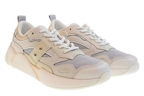 Blanco Blauer Nata 9smonroe01 Zapatos Mujer Zapatillas Monroe01 Mix xZrCAqZwY
