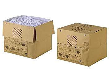 Rexel Auto+500X/M - Pack de 50 bolsas reciclables ...