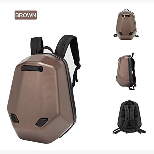 Newest Backpack Shoulder Bag Travel Carrying Case For DJI Phantom 3Advanced/ Professional/4k Quadcopter Drone, Brown by FreshZone