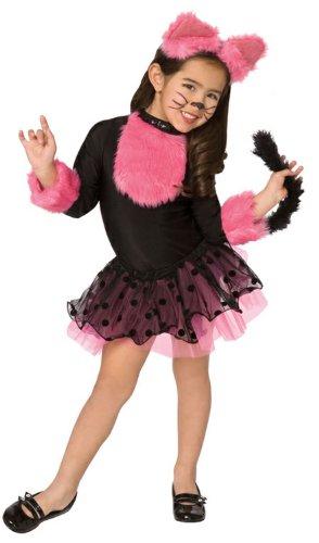 Scary Cat Costume Ideas (WMU Costume Cutie Cat Child Medium)