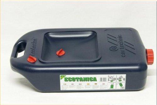 cartechnic Ecotanica 2000 - Cá rter de Aceite de 10 L, Color Azul 6480917