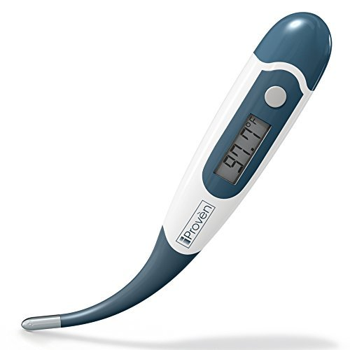 (iProvèn Digital Thermometer for Rectal, Oral and Axillary Measurement - iProvèn DT-K117A)