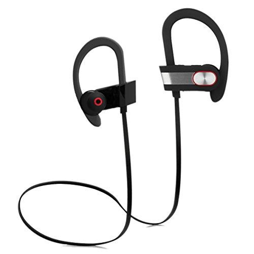 Aulker Bluetooth Headphones Sweatproof Smartphones product image
