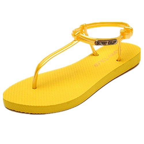 de las mujeres planas deportivo playa sandalia sandalias de los zapatos atléticos casuales , 12 , 37