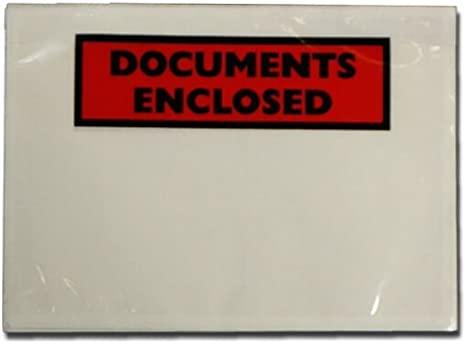 GOSECURE A4 Document Enclosed Wallet