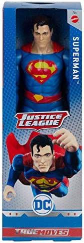 JUSTICE LEAGUE- Superman Personaggio Articolato 30 cm, GDT50