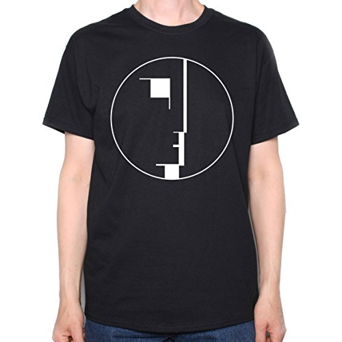 Old Skool Hooligans Bauhaus T Shirt - Classic Logo 100% Official Licensed 2007 Classic Logo T-shirt