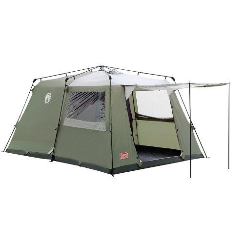 Coleman Instant 4 Family Tent - Green/White Amazon.co.uk Sports u0026 Outdoors  sc 1 st  Amazon UK & Coleman Instant 4 Family Tent - Green/White: Amazon.co.uk: Sports ...